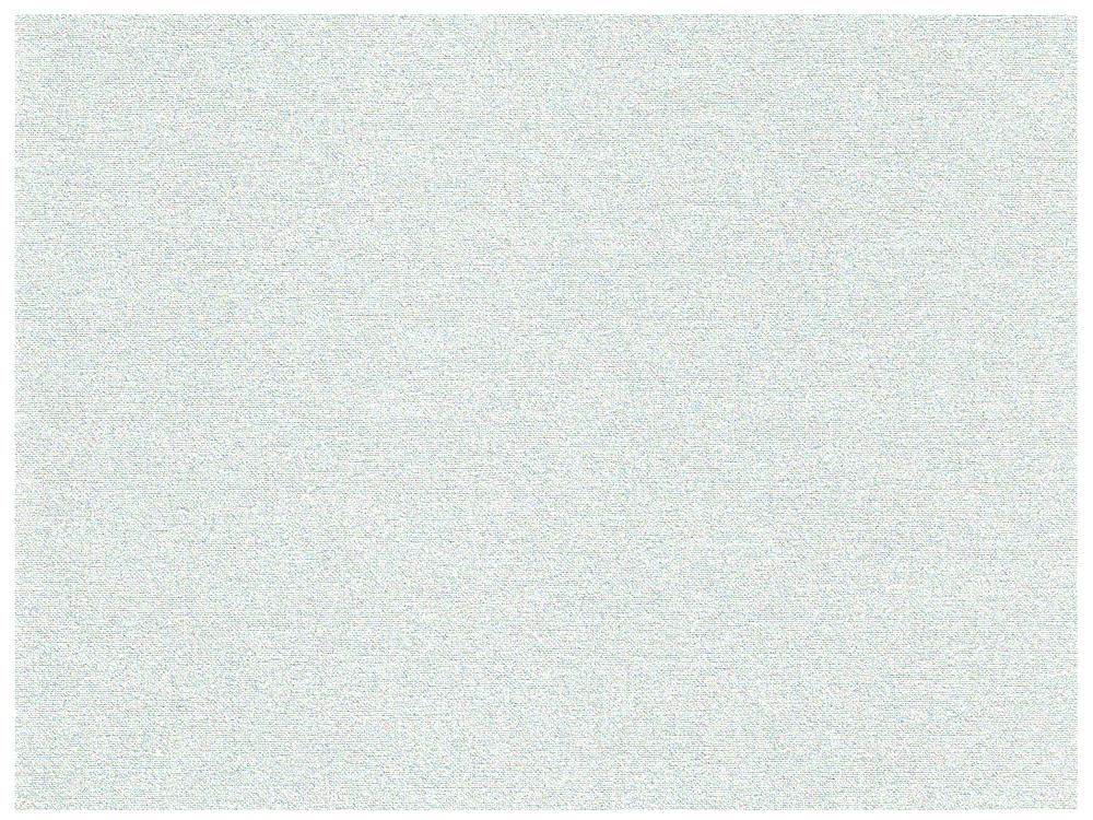 Beschichtete Baumwolle Glitzer auf Silber x148