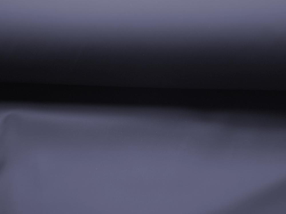 REGENJACKEN STOFF - Uni Dunkelblau - 50 x 140 cm - 1