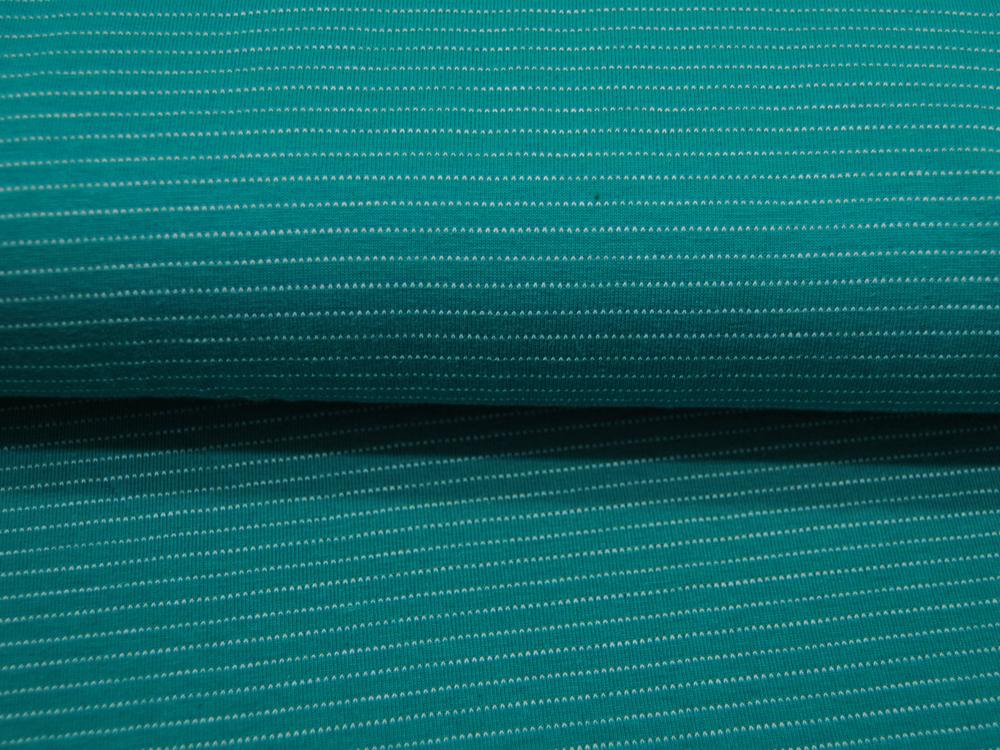 Beschichtete Baumwolle - Blumenmuster - 50 x 70 cm - 1