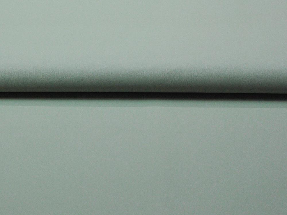 Weiches Kunstleder in Mint - 0,5 Meter