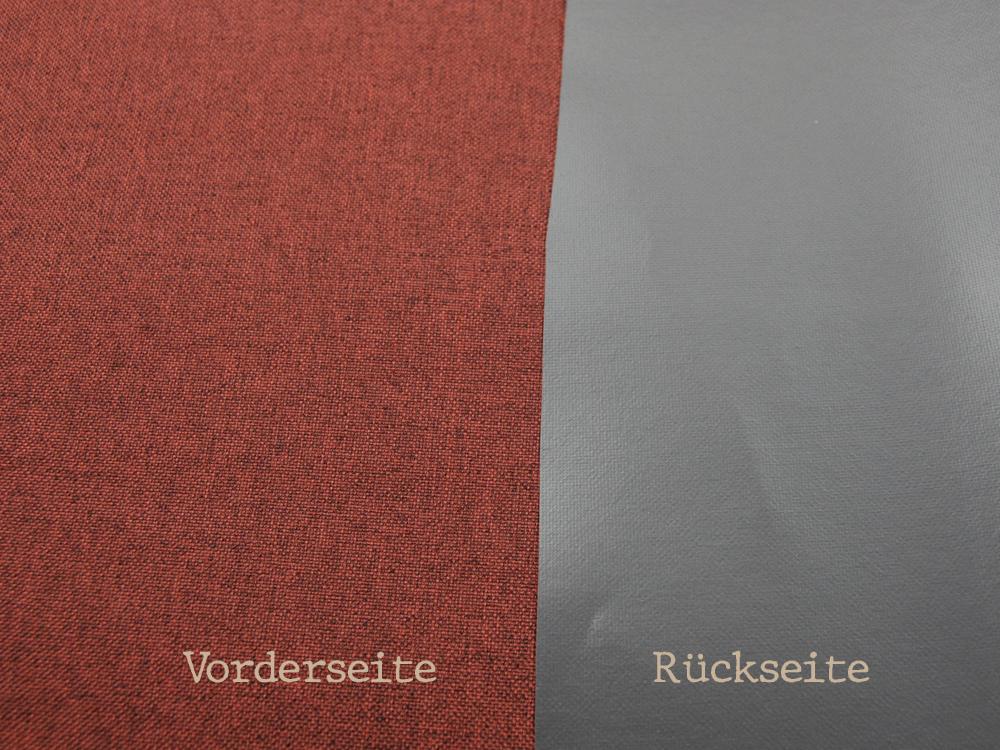 Canvas BESCHICHTET - Rotmeliert - 50