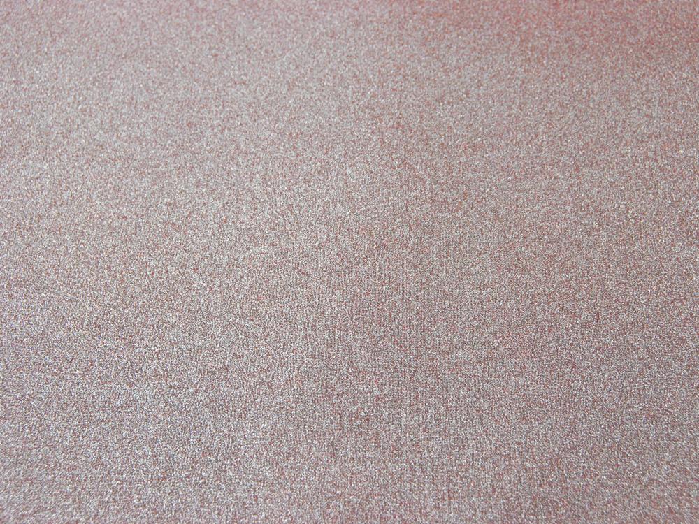 Beschichtete Baumwolle - Rosegold 50 x74 cm - 1