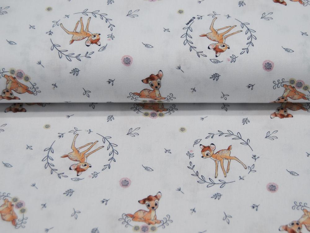 Baumwolle Disney Bambi Niedliche Bambis auf