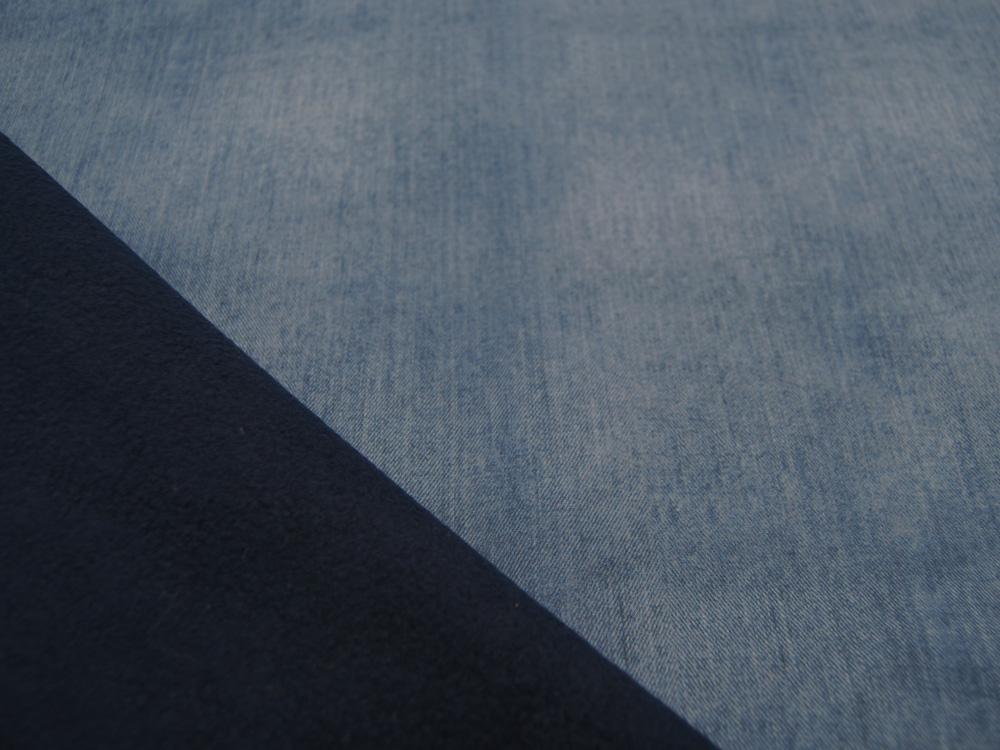 Dekostoff Eukalyptus auf Beige Emma 05m