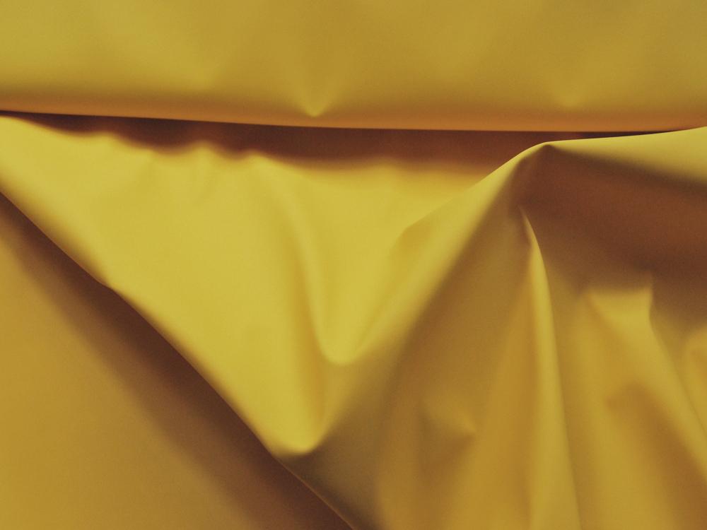 REGENJACKEN STOFF Uni Klassisch Gelb cm - 3