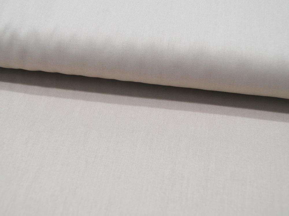 Bio Baumwolle Uni GOTS Beige Meter