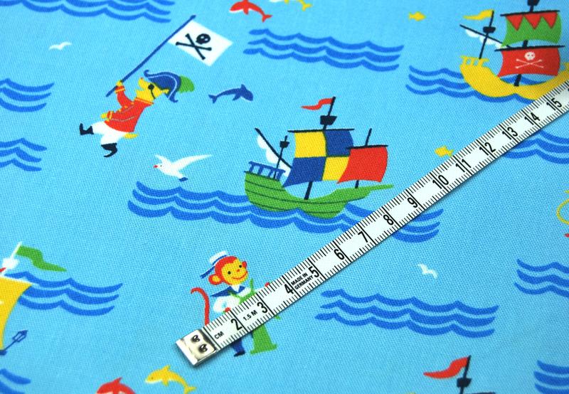 Yuwa - Kikorakko - Pirate Ship - 0.5Meter