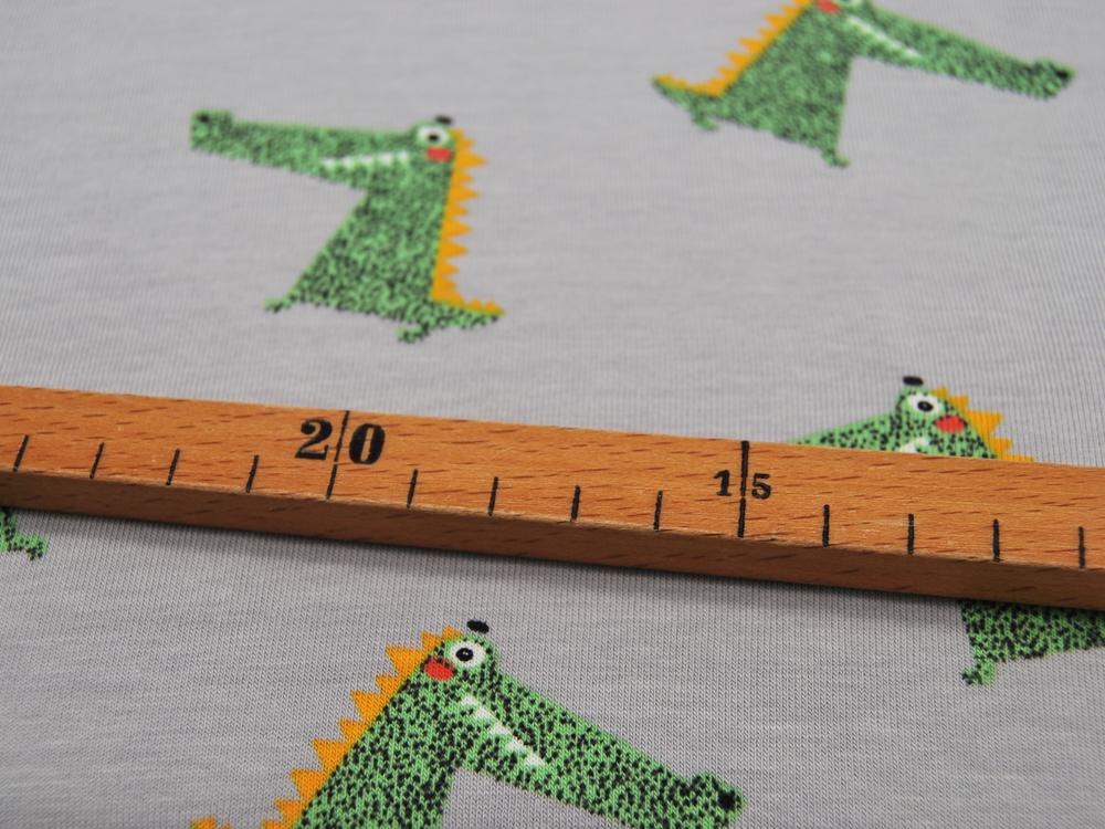 Jersey - Cool Crocodiles - auf