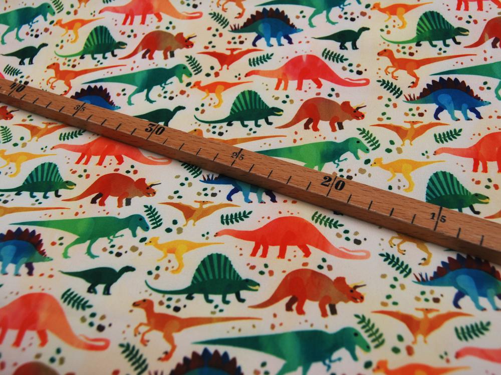 Softshell - Dinosaurier - 05 Meter
