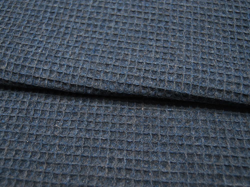 Beschichtete Baumwolle - Möwen auf Dunkelgrau 50 x72 cm - 3