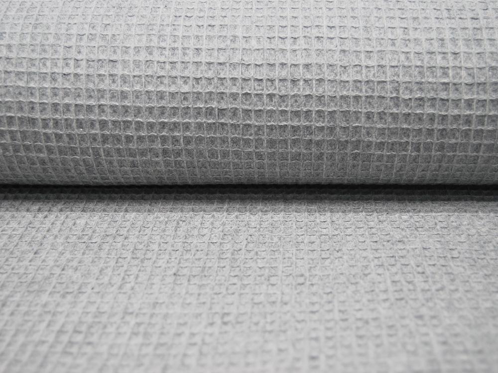 Beschichtete Baumwolle - Möwen auf Nachtblau 50 x72 cm