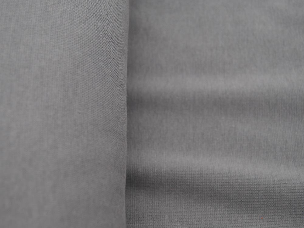 BIO Bündchen Grau cm im Schlauch
