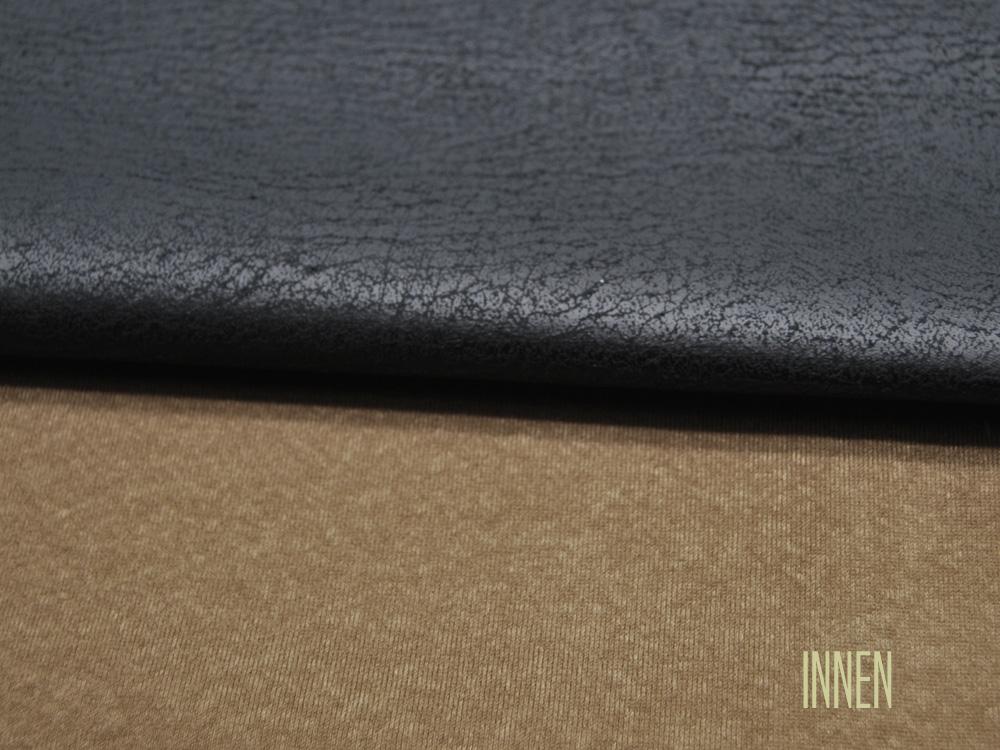 Beschichtete Baumwolle - Weiße Dots auf Türkis 50x70 cm