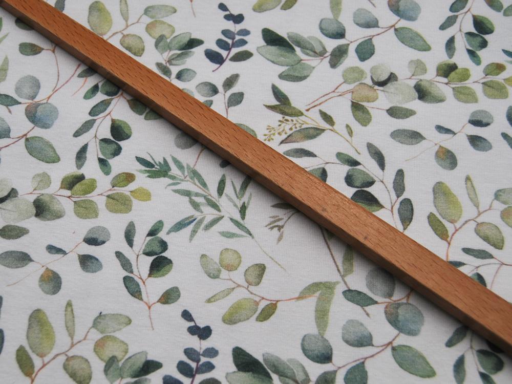 Beschichtete Baumwolle Ankermix auf Rot 50x65 cm - 2
