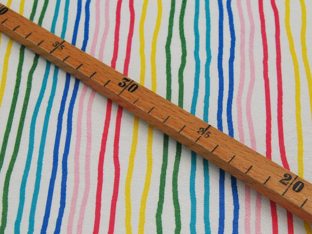 Beschichtete Baumwolle - Wimmelbuch - Piraten - 70 x 130 cm - 1