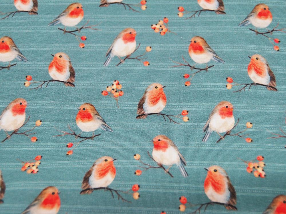 JERSEY - Vögel / Birds -