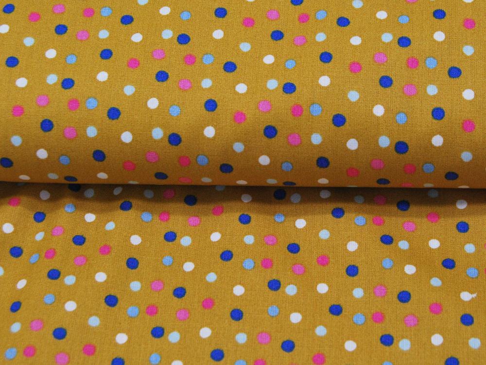 Beschichtete Baumwolle - Wimmelbuch - Baustelle / Berglandschaft - 70 x 130 cm - 1