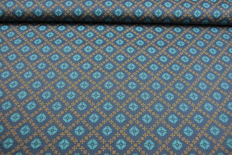 Woodland Clearing - Graphische Baumwolle 0,5m - 1