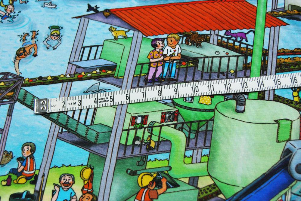 Jersey - Hafen Baustelle Motive - 0 5m