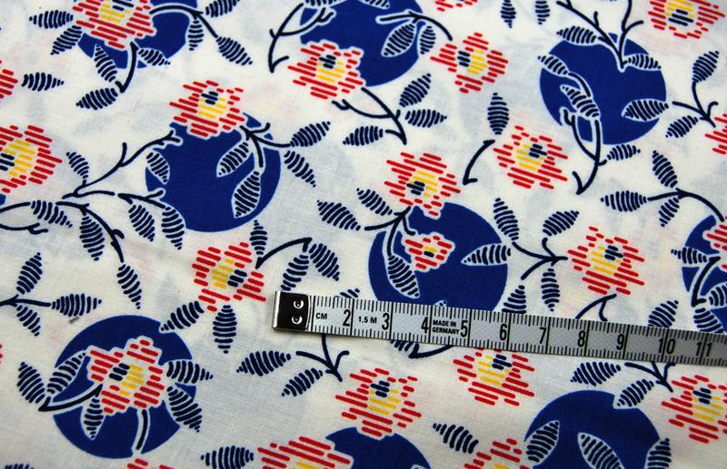 Betty Dear - Blumen Muster 0,5 m - 2