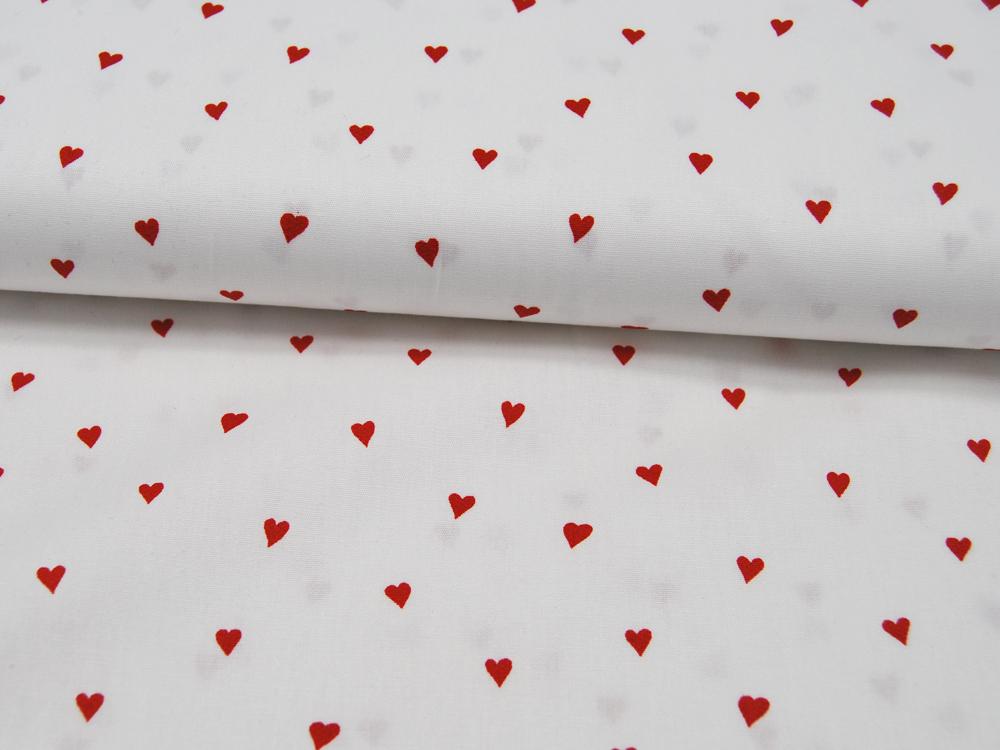 You re Sweetheart Rote Herzen auf Weiß