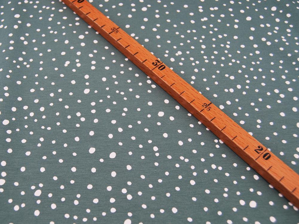 Musselin/Double Gauze - Leoparden Muster 0,5 m