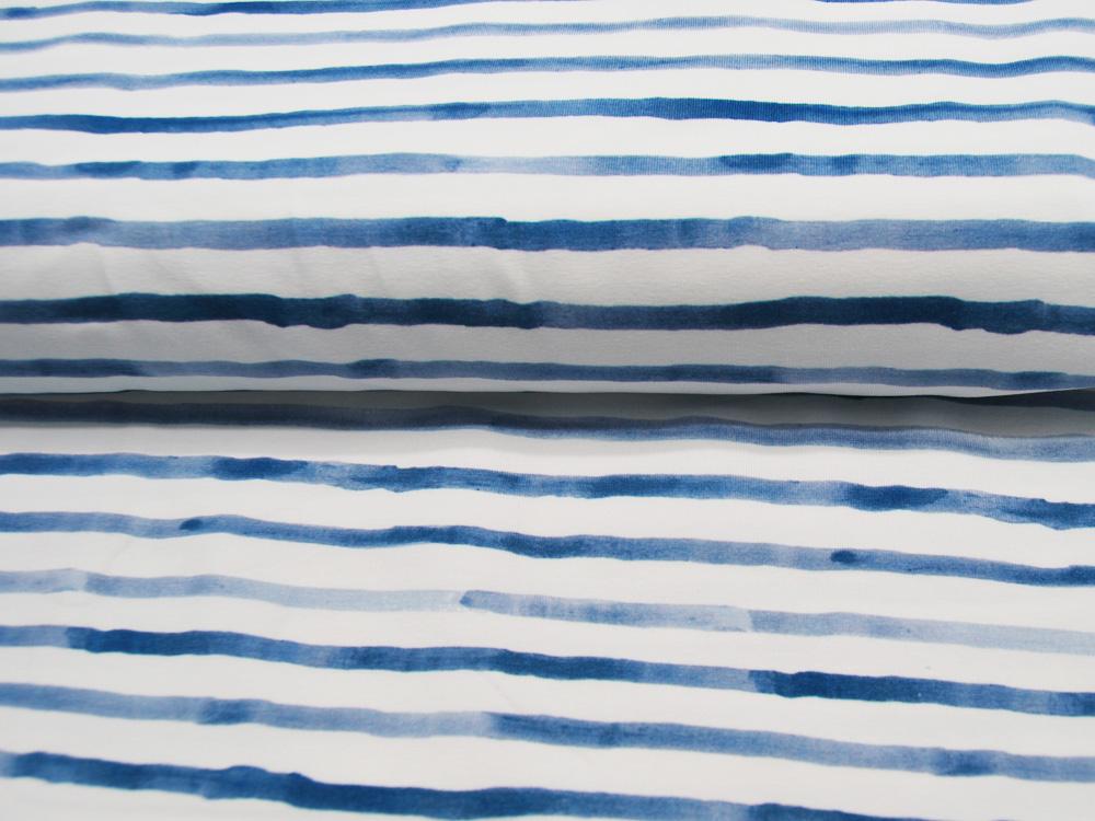 Jersey - Ocean Breeze - Streifen