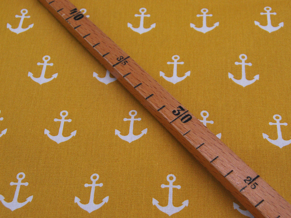 Anchor Party Anker auf Senf 05m