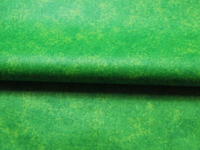 Beschichtete Baumwolle - Meliert Grün 50