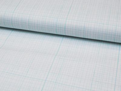Baumwolle - Graphisches Muster Kariert 0.5 m