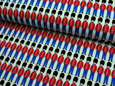 British Invasion - Baumwolle von Riley Blake 0 5m