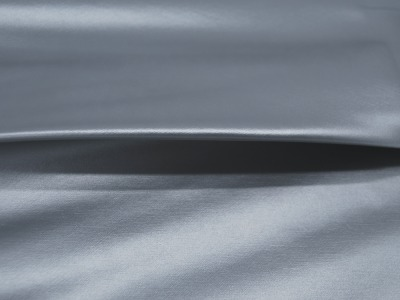 Kunstleder mattiert metallic SILBERGRAU cm und