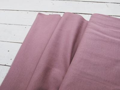 Leichtes Bündchen - Altrosa - 50 cm im Schlauch - Elastisches, leichtes Bündchen