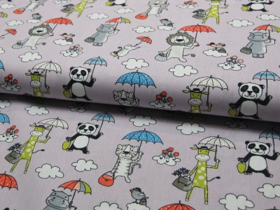 Baumwolle - Under my Umbrella 0,5m