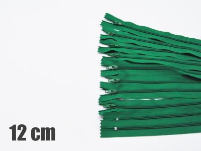 12cm grüne Reißverschlüsse Reißverschlüße im Setsonderpreis