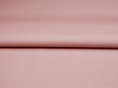 Kunstleder in Puder Rosa Meter und