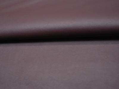 Weiches Kunstleder in Bordeaux - 0,5 Meter - ...und kein Tier musste für dieses Leder sterben