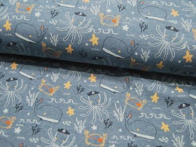 Kunstleder Lederimitat: Rosa meliert feste Qualität