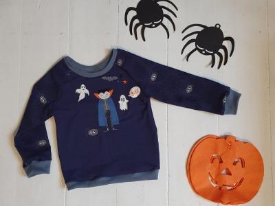 Halloween Jersey Panel 05m