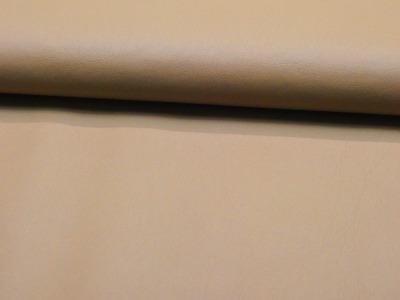 Weiches Kunstleder in Camel - 0,5 Meter - ...und kein Tier musste für dieses Leder sterben
