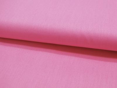 Baumwolle Uni Light Pink helles Pink