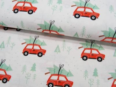Baumwolle Weihnachtsbaum Transport Reeinder Lodge von