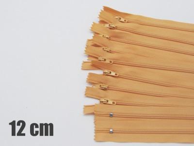 12cm camelfarbene Reißverschlüsse Reißverschlüße im Setsonderpreis