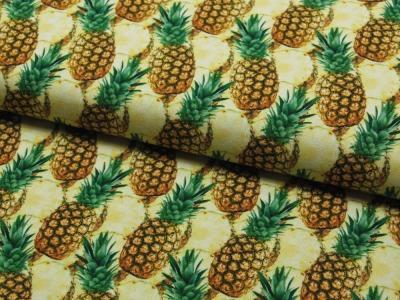 Jersey - Dies, das, Ananas - 0,5m