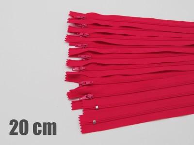 20cm Lachspinke Reißverschlüsse Reißverschlüße im Setsonderpreis