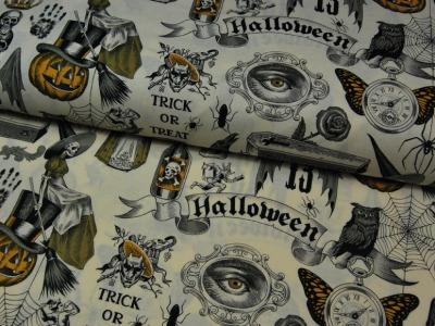 trickery - Baumwolle von Alexander Henry 0,5m