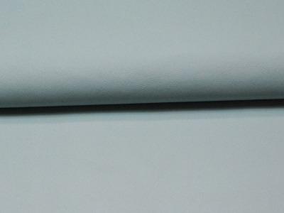 Weiches Kunstleder in Hellblau - 0,5 Meter - ...und kein Tier musste für dieses Leder sterben