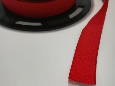 Flachgummi 2cm breit rot 2cm breit