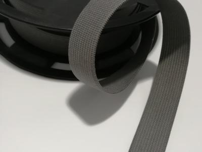 Flachgummi 2cm breit hellgrau 2cm breit