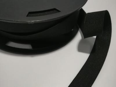 Flachgummi 2cm breit schwarz 2cm breit